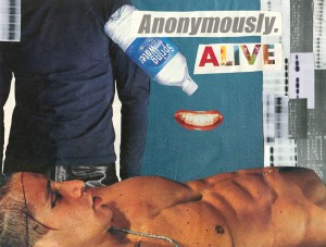 Anonymously Alive