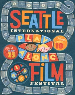 2006 SIFF program cover