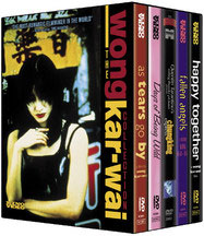 Wong Kar-Wai DVD Collection